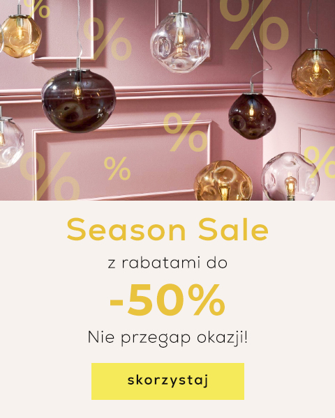 Season Sale do -50%