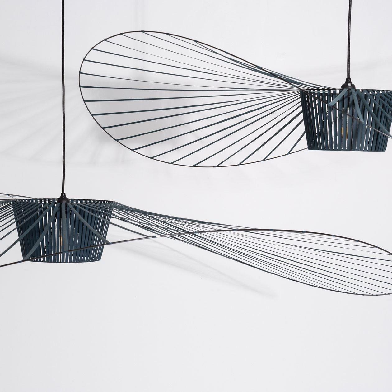 petite friture lampa wisz ca vertigo zielona 140cm w cenie 3 309 00 z. Black Bedroom Furniture Sets. Home Design Ideas