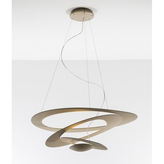Artemide :: Pirce sospensione GOLD LED