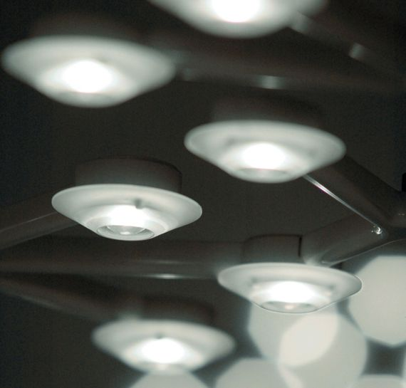 Artemide :: Plafon Led Net lineare soffitto 66